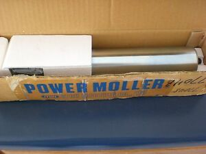 Power Moller Motorized Roller Pma 10 250 v2 new Old Surplus