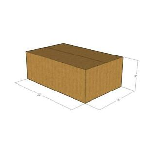 20 Boxes With Size Of 22 X 14 X 8 200 32 Ect New