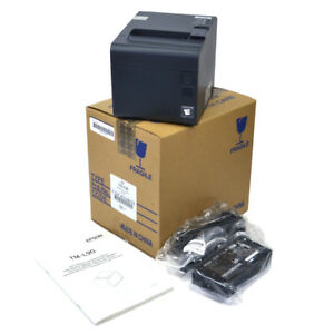 New Epson M165m Type Tm l90p Label And Barcode Thermal Printer C31c412a8151