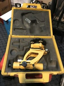 Cst Berger Ltu Transit For Pipe Laser Spectra topcon david White sewer Line