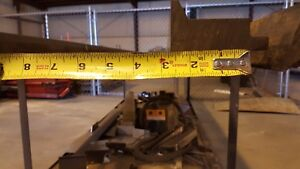 Press Brake Flattening Dies With Nose 12 Feet Long Used