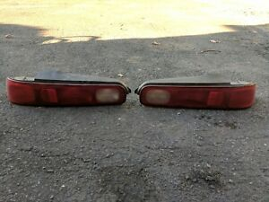 98 01 Integra 2dr Gs r Oem Red Tailights