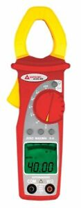 Amprobe Acdc 400 Trms Digital Clamp Multimeter 400a Ac dc With Voltect Voltage