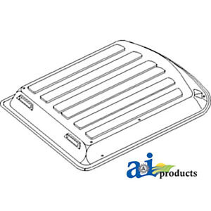Cab Roof For John Deere Ar74143 4230 4055 4050 4040 4030 3255 3155 3150 3140