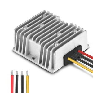 Aweking Waterproof Dc dc 12v Step Down To 5v 20a 100w Voltage Buck Converter For