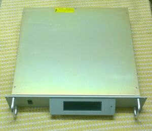 Socabim Tc Controller For Siemens D5000 X ray Diffractometer 1219