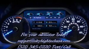 Fast Speedometer All Cluster Vin Odometer Mileage Correction Programming Service