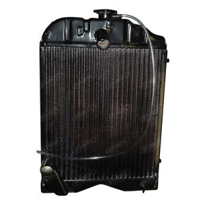 Diesel Radiator For Massey Ferguson 35 135 203 205 To30 18732m91 180291m1