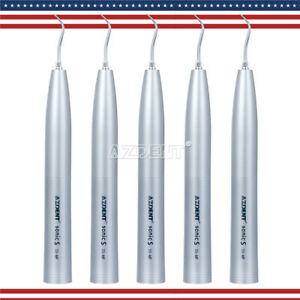 5 Pc Dental Lab Kavo Sonicflex Air Scaler Handpiece Ss mf For Multiflex Coupling