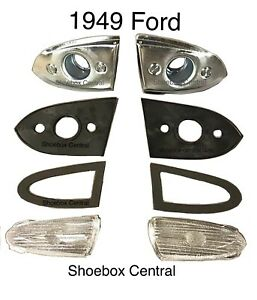 1949 49 Ford Shoebox Park Parking Light Kit Save