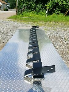 Toothbar For Tractor Or Bobcat Bucket Free Shipping