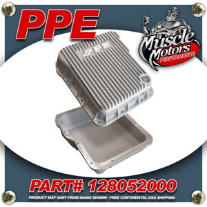 Ppe 128052000 Alum Transmission Pan For Gm Allison 1000 2000 2400 Series Raw
