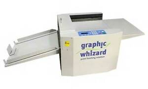 Graphic Whizard Pt 330s Creaser Perforator New