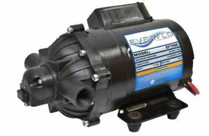 Everflo Ef7000 12 volt Diaphragm Pump
