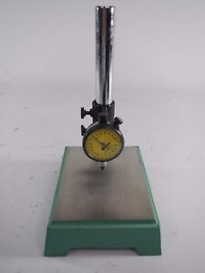Standard Gage Co D1 20181 a 8 Dial Indicator Stand