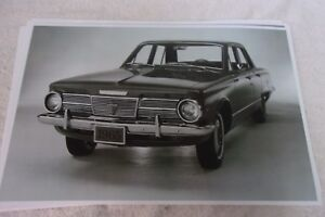1965 Plymouth Valiant 2 11 X 17 Photo Picture