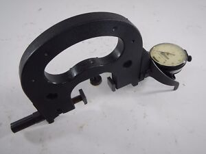 Standard Gage Co Snap Gage W D1 23241 a Dial Indicator