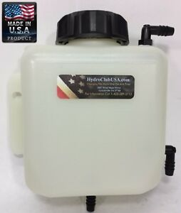 Hho Dry Cell Reservoir Bubblier Kit Hydrogen Generator Fuel Economy Mpg Gas Efie