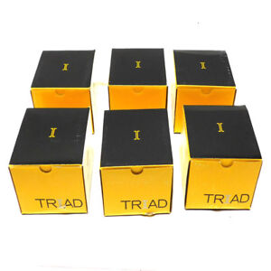 lot Of 6 New Triad F 192x Power Transformers 115 Volt Primary