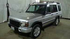 03 04 Land Rover Discovery Ii 2 At Automatic Transmission Trans Transaxle Tranny