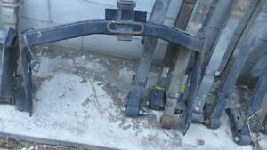 98 03 Dodge Durango Trailer Hitch Rear Receiver Used