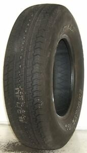 Used Takeoff Goodyear Tire P215 75r15 Goodyear Invicta Gl 100s Owl 2157515