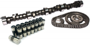 Comp Cams High Energy Camshaft Kit W Timing Chevrolet Sbc 350 Lift 454 454