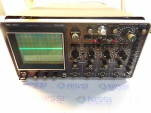 Philips Pm3264 Four Trace Analog Oscilloscope