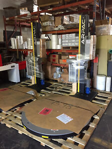 Arpac Stretch Wrapping Machine
