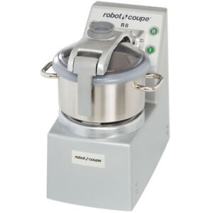 Robot Coupe R8 Ultra Vertical Cutter Mixer Food Processor