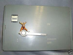 Westinghouse Fdp 326r Panel Board Switch Fdp326r