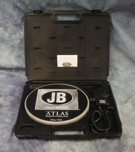 Jb Industries Atlas Digital Refrigerant Charging Scale