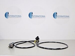 Olympus Pcf 140l Pediatric Colonoscope Endoscope Listing 2
