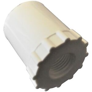 24 1 2 Pvc Adaptors For Automatic Waterer Drinker Cup nipple Chicken Poultry