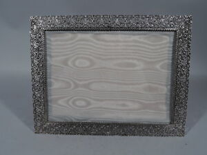 Traditional Frame Picture Photo Portrait Landscape Italian Sterling Silver