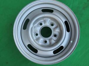 1 1969 Chevelle Chevrolet Rally Wheel Rim 14 X 6 Xb Code Jj 4 3 4 Gm Disc Brake