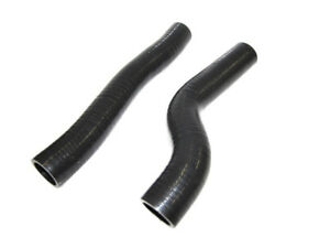 Isr Isis Silicone Radiator Hose Kit Black For Hyundai Genesis Coupe 2 0t New