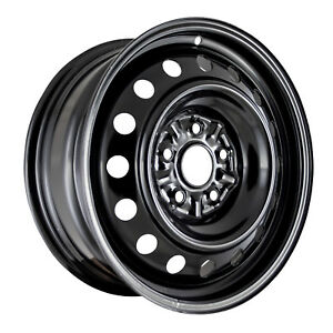 69494 Toyota Camry 2002 2010 16in New Compatible Steel Wheel Rim Black Painted
