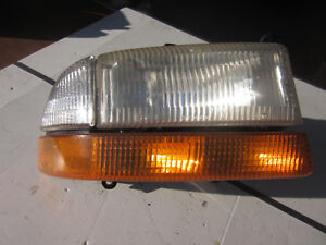 1998 1999 2000 2001 2002 2003 Dodge Dakota Front Right Passenger Headlight Oem