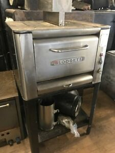 Blodgett Used Pizza Oven 33 Commercial Pizza Oven Baking