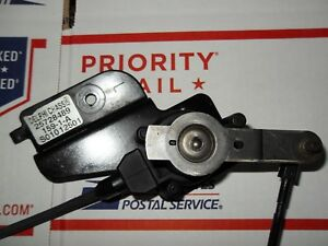 Ride Height Sensor Gm Oem 25728489 Rear L W Link Tested Warranty Priority Mail