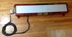 Vintage Whelen Edge 9m 9000 Series Traffic Safety Light