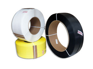 Plastic Strapping 38m 30 2112 Polypropylene Coil 12900 Ft