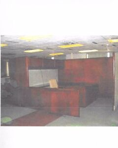 4 Office Cubicles With Overhead Storage Lateral And Standard File Drawers