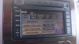 2007 Expedition Navigation Am Fm Cd Sat Radio 7l1t18k931cb