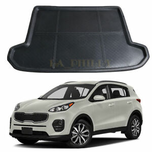 New Rear Trunk Cargo Boot Mat Liner Floor Tray For 2017 2018 Kia Sportage
