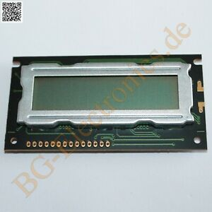 1 X Lm16a211 Lcd Character Display Sharp 1pcs