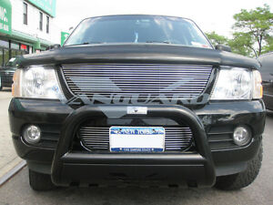 Vanguard 06 10 Ford Explorer Front Bumper Protector Guard Bull Bar B K