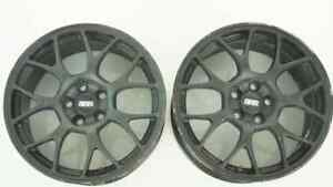 08 15 Mitsubishi Evolution Evo X Mr Oem Bbs 2 Wheels Rims Wheel Rim 18x8 5 T5