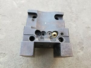 Mori Seiki Static Od Tool Holder the Holder Will Fit
